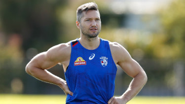 Bulldog Stefan Martin will likely be fit to play this week, but may not be picked.