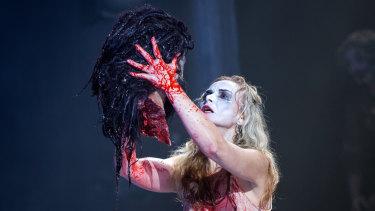 Victorian Opera's Salome,Vida Miknevičiūtė