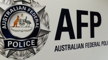 Cameron's offending was made known to the AFP by the FBI.
