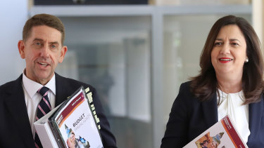 Queensland's former health minister Cameron Dick, now treasurer, received a 2016 Queensland Health report recommending police beats be added to hospitals to cut health worker assaults.