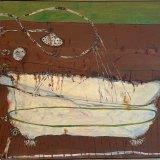 The Bath, 1996 by John Olsen.