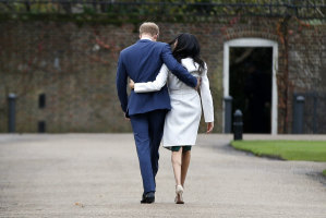 The Duke and Duchess of Sussex are walking away from life as senior royals.