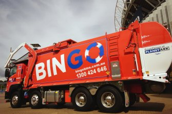 Bingo Industries is subject to a private equity buyout which has increased scrutiny over its environmental records.
