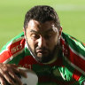 Rabbitohs keep top-four finish in sight after dispatching Warriors