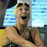 Australian swimmer Madeline Groves pulls out of Olympic trials, citing 'perverts'