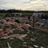 A coldie but not a goodie: How the winter tornado near Bendigo was formed