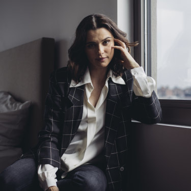 """There is something that happens in a scene when a woman is across from another woman,"" Rachel Weisz says. ""It sounds really pompous, but you are free from the history of ownership. It's liberating."""