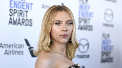 Scarlett Johansson, Disney settle lawsuit over Black Widow