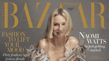 Bauer Media is considering halting print publication of titles including Harper's Bazaar.