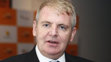 British businessman Jim Mellon.