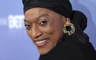 Jessye Norman at the BET Honors at the Warner Theatre in Washington, 2009.
