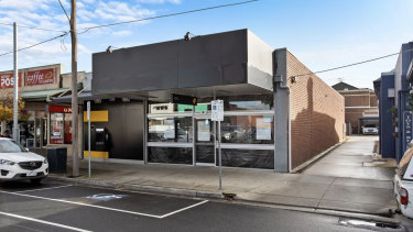 76 Garden Street in Geelong.