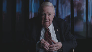 Former Reagan attorney-general Ed Meese.