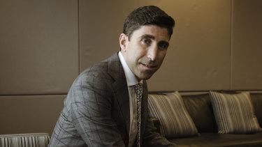 IOOF chief executive Renato Mota.