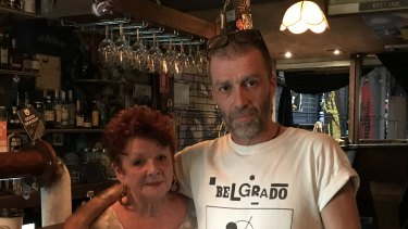 Robyn and Jamie Simmonds – co-owners of West End's Bearded Lady –  have decided to expand the popular independent music venue and re-open in late July or early August.