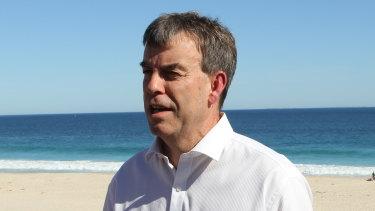WA Labor minister Dave Kelly.