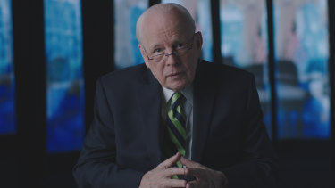 John Dean appears in Enemies: The President, Justice & the FBI on Stan.