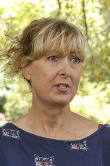 Fiona McCormack, CEO of Domestic Violence Victoria.