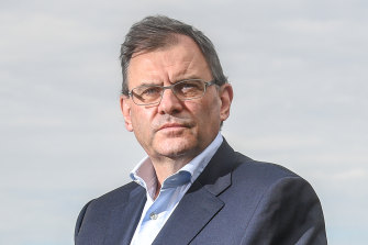 University of Melbourne vice-chancellor Duncan Maskell say the current research funding model for universities should be torn up.