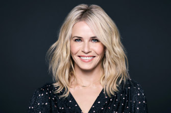 Hello white privilege: Chelsea Handler has a  new comedy on Netflix.