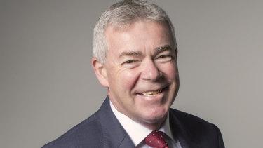 Scottish Pacific chief executive Peter Langham.
