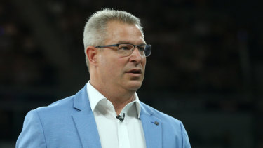Rotation policy? United coach Dean Vickerman.