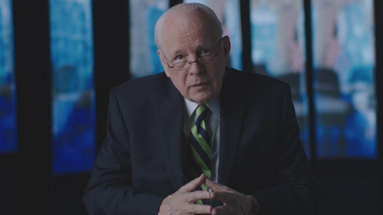 John Dean appears in Enemies: The President, Justice & the FBI on Stan.