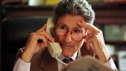 'Charisma incarnate': My former teacher Edward Said was the quintessential outsider