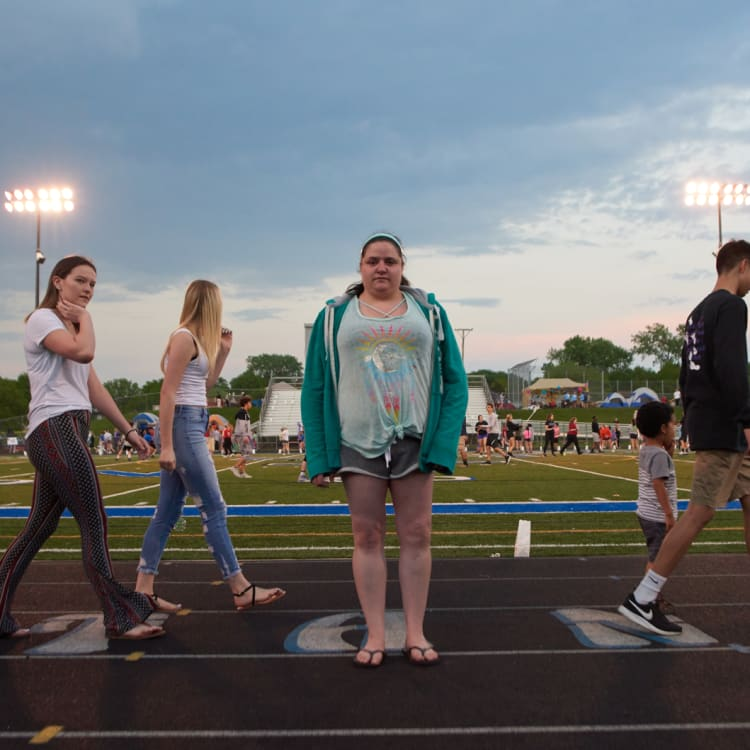 'Bombarded with it': Katelyn O'Connell is one of at least 21 Tartan High School students diagnosed with cancer during their primary, middle or high school years or within 10 years of graduating.