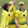 'It certainly makes sense': Aussie women want DRS after opening howler