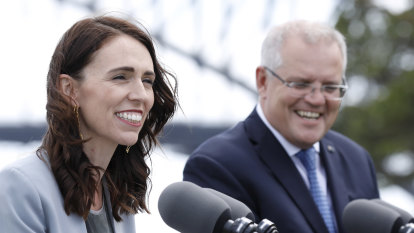 'Do not deport your people and your problems', Ardern tells PM