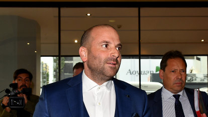 'Continued to lose money': Fire sale at George Calombaris' food empire