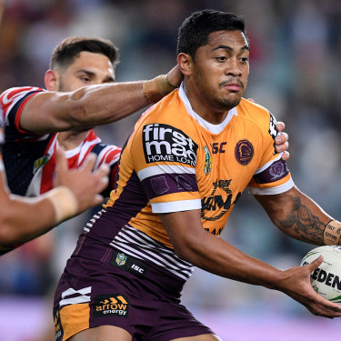 Anthony Milford rejected the Storm to stay at the Broncos.