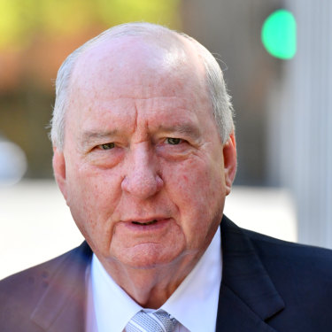 The Wagners menunjukkan bahwa atlet syok Sydney yang ditakuti, Alan Jones, bisa dibungkam.