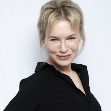"Renée Zellweger reminiscing on her earlier Hollywood days: ""None of it I regret. Though a lot of it? No, thank you."""