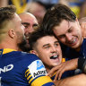 Eels were electric for big opening, but they can't bank on home ground