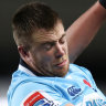 Jed Holloway says Tahs won't change game plan to avoid Lions lineout