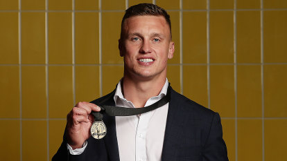 Dally M debacle could force change to future votes as Raiders lash out at Wighton 'disrespect'