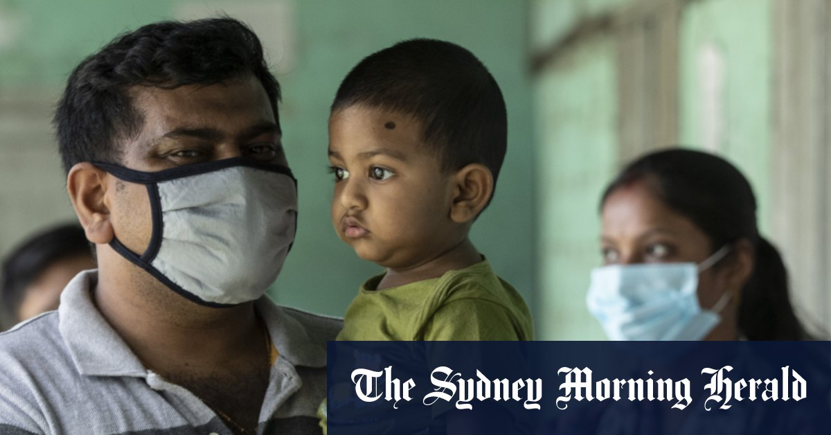 India's COVID-19 cases hold close to record highs as calls widen for lockdown – Sydney Morning Herald