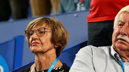 Tennis champions wary on Australian Open's Margaret Court recognition