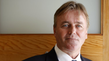 Dale McNamara, who is running for One Nation NSW in the Upper Hunter byelection.
