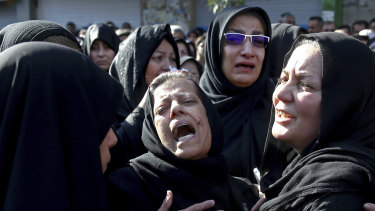 "Families of a terror attack on a military parade in the south-western city of Ahvaz mourn at a mass funeral ceremony.  A Norwegian citizen of Iranian descent was arrested on suspicion of helping an unspecified Iranian intelligence service ""to act in Denmark"" against the Arab Struggle Movement for the Liberation of Ahwaz, blamed for the attack."