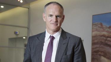 News Corp Australia boss Michael Miller.