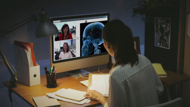 Doctors are pushing for access to Medicare telehealth to be made permanent.