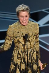 In 2018, best actress winner Frances McDormand called for more inclusion riders – a contractual obligation actors and filmmakers can wield to increase diversity – on films.