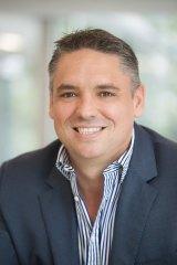 Splitit chief executive Brad Paterson.