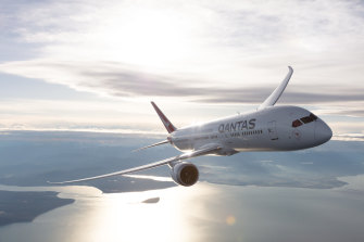 Qantas and Perth Airport have been in a dispute for three years around service payments.