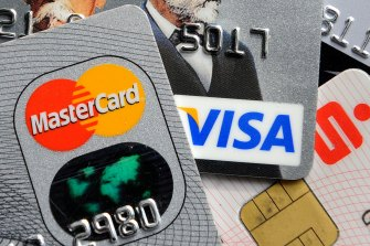 Credit card interest rates are still averaging a punitive 17.3 per cent.