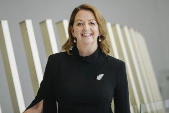 Suzanne Steele, managing director of Adobe for Australia.
