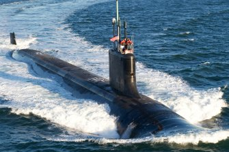 The FBI says US Navy nuclear engineer Jonathan Toebbe tried to share designs relating to America's Virginia-class submarines to a foreign government.